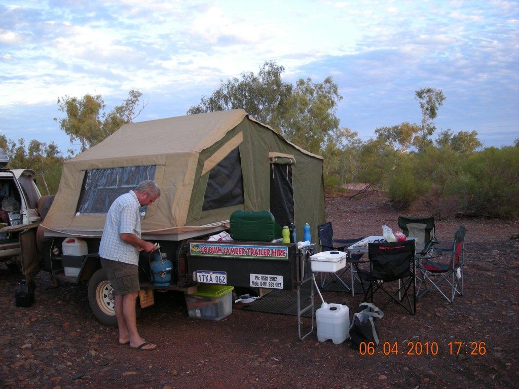 Camper Trailers Perth >> Gallery - Go Bush Camper - Trailer Hire